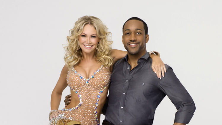 "Jaleel White teams with professional dancer Kym Johnson on Season 14 of ""Dancing With the Stars."""