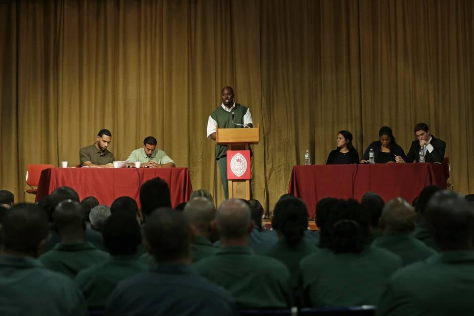 How New York prison inmates defeated Harvard's award-winning debate team