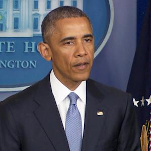 Obama apologizes for deadly drone mistake, hostage families grieve
