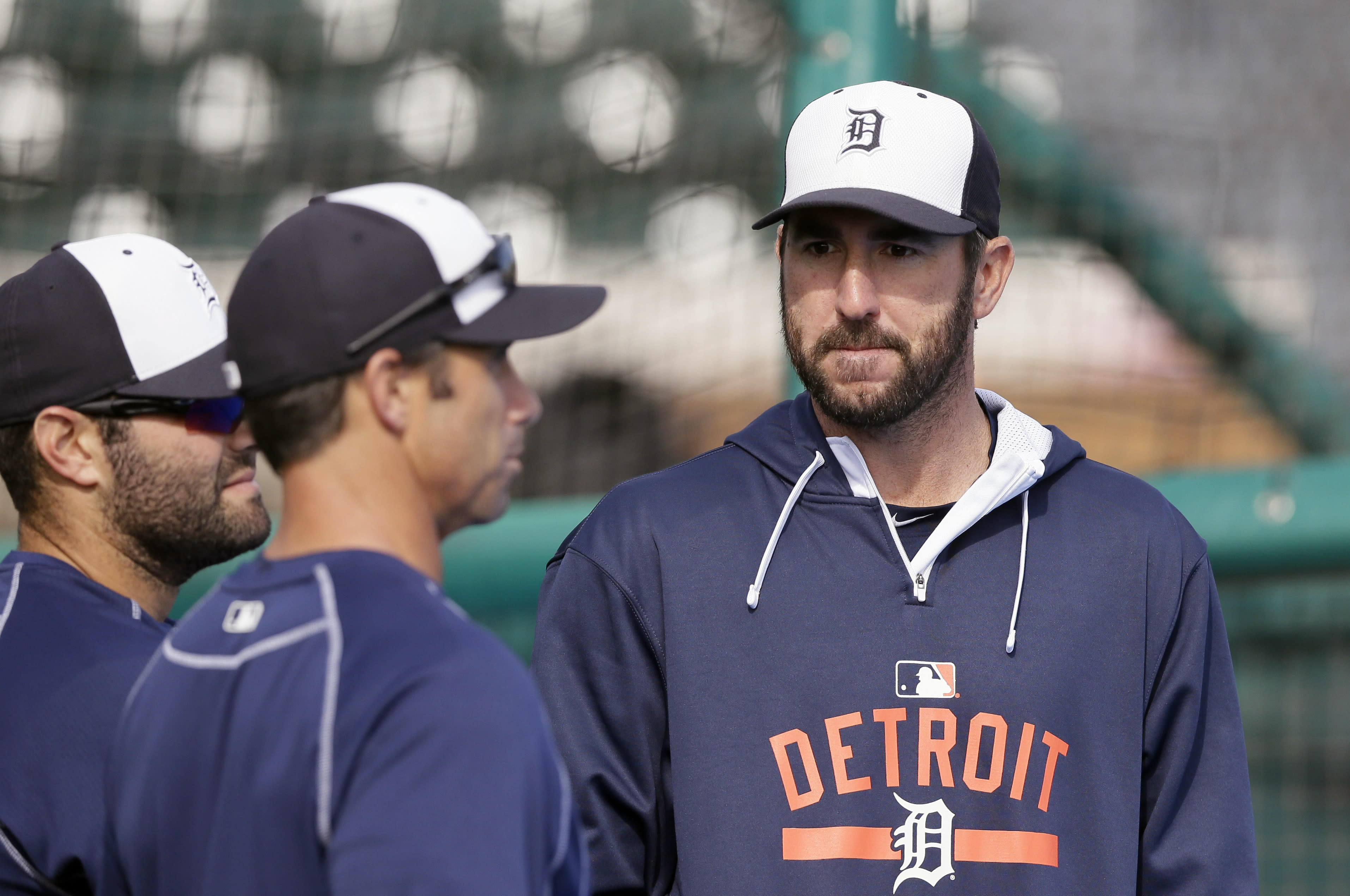 Justin Verlander pain free but fatigued during simulated game