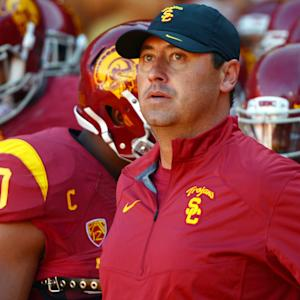 Steve Sarkisian's Concerns With Concussions