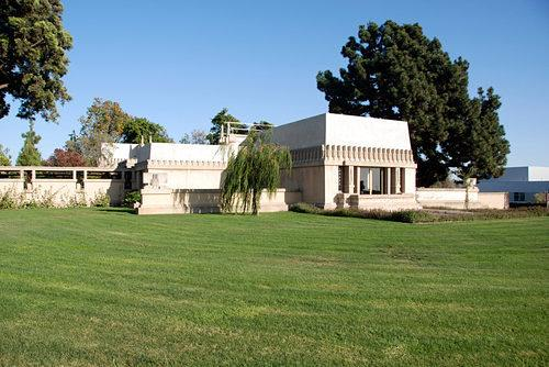 PreservationWatch: First Frank Lloyd Wright House in Los Angeles Finally Reopening