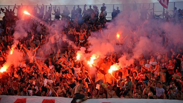FOOTBALL 2012 Red Star Belgrade