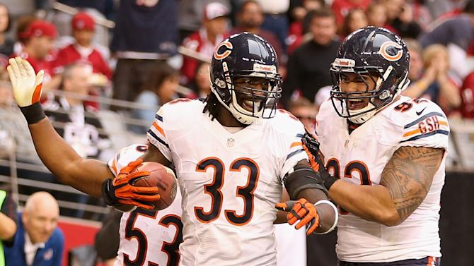 Chicago Bears v Arizona Cardinals