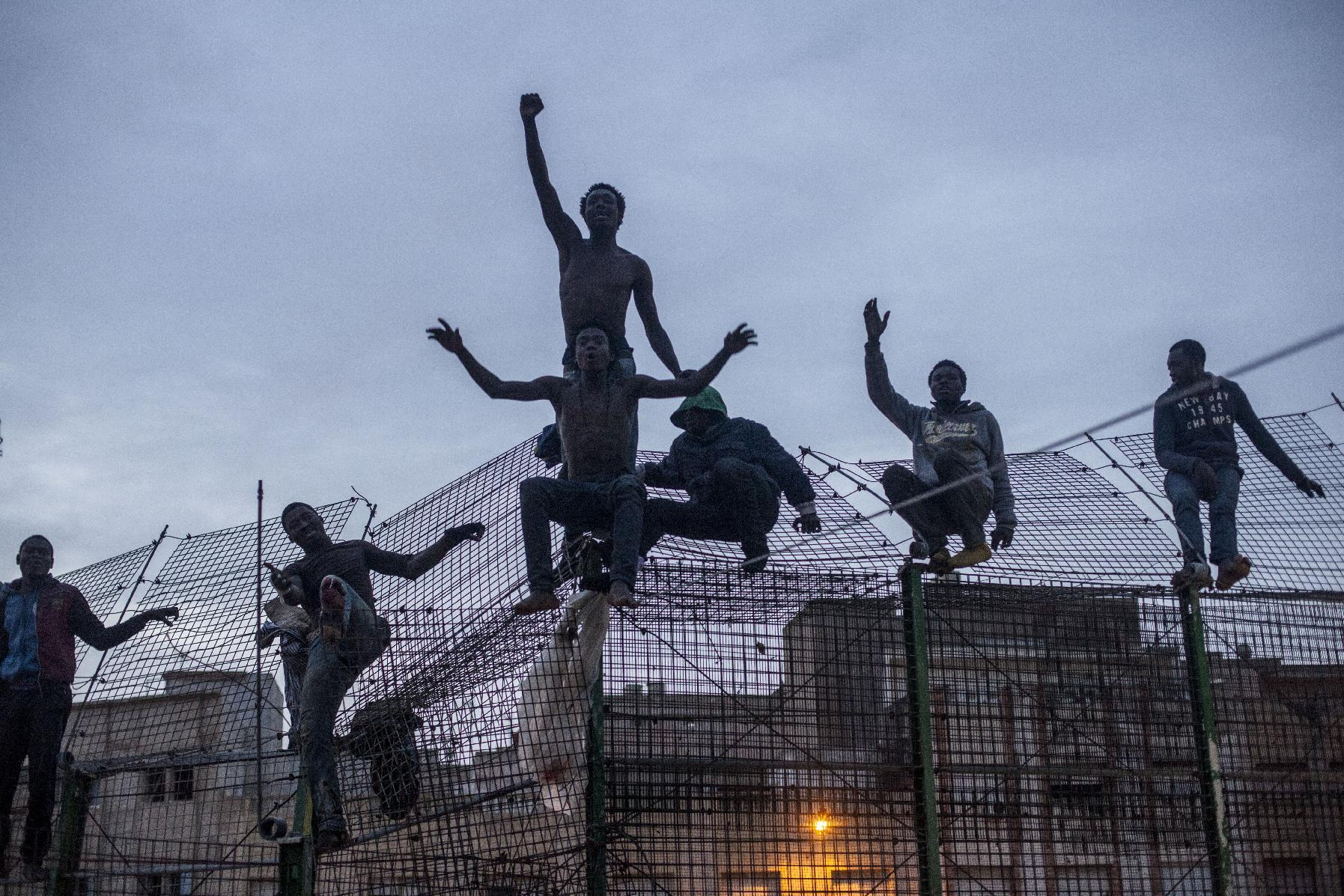 International 'tragedy' on Europe's brutal African borders