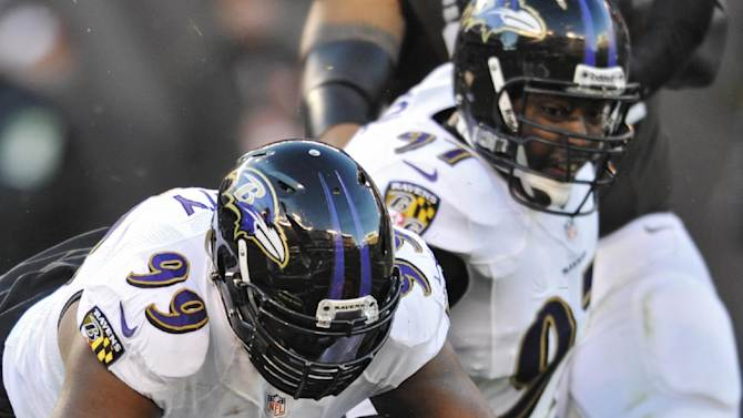 Ravens fall to 24-18 to Browns