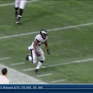LeSean McCoy 22-yard catch