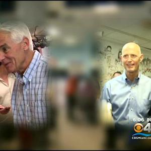 Scott, Crist Push Turnout In Key Areas