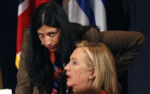 How The Clintons Are Helping Huma
