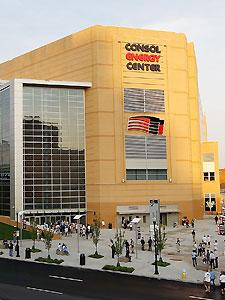 Arena that saved the Pens truly shines