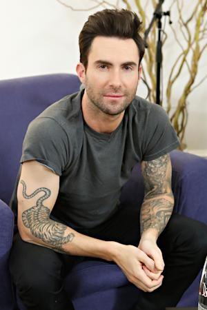 Adam Levine Brings Formula for Success to New Fragrance