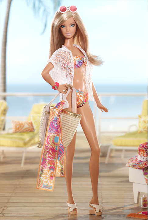 Malibu Barbie by Trina Turk (2013)