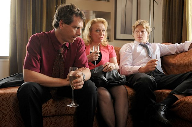 Ben Mendelsohn Jacki Weaver Luke Ford Animal Kingdom Production Stills Sony Pictures Classics 2010