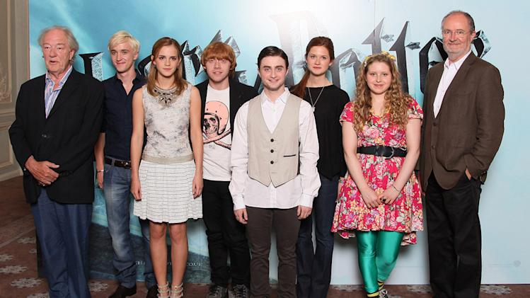 Harry Potter and the Half Blood Prince UK Photocall 2009