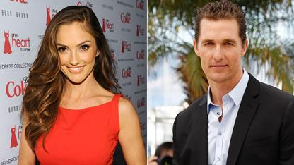 Minka and Matthew to Play Jackie and JFK