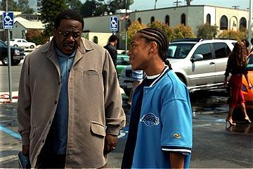 Cedric the Entertainer and Lil' Bow Wow in Fox Searchlight's Johnson Family Vacation