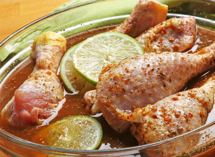 Is it safe to reuse marinade for meat and fish?