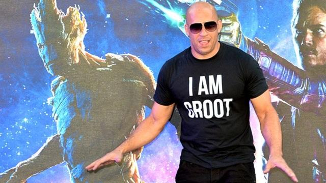 Vin Diesel Can Say 'I Am Groot!' In Multiple Languages
