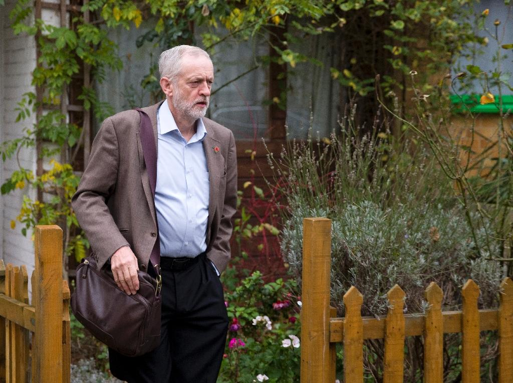 Britain's Labour in disarray over Syria air strikes vote