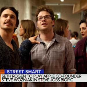 Seth Rogen Said in Talks to Play Wozniak in Jobs Movie