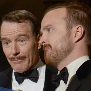 Good Night for 'Breaking Bad' at the Emmys
