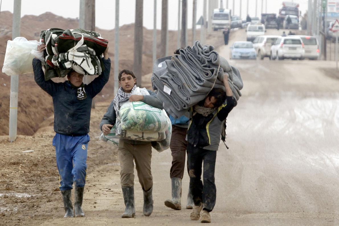 UN aid effort struggling to reach millions in Syria