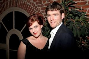 Sara Rue and Kevin Price attend 'Project Runway for Project Angel Food' benefit and season finale party at Eleven NightClub in West Hollywood on April 22, 2010 -- FilmMagic