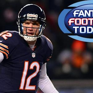Fantasy Football Today: Waiver Wire Pickups -- QB (12/11)