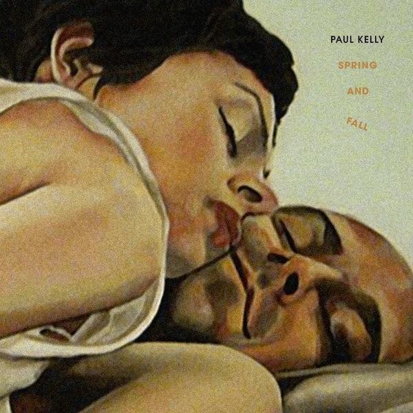 "This CD cover image released by RED Distribution shows Paul Kelly's latest release ""Spring and Fall."" (AP Photo/RED Distribution)"