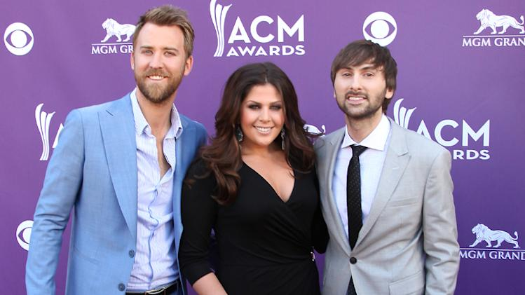 Exclusive Interview: Lady Antebellum