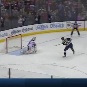 Braden Holtby Save on Scott Hartnell (08:47/2nd)