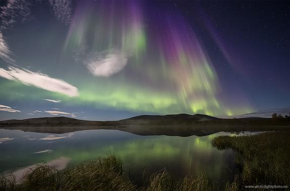 Northern Lights Blaze Up After Big Sun Storm