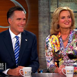 Romneys talk Obamacare, Republican Party, life after election