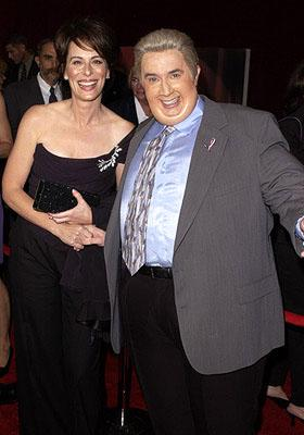 Jane Kaczmarek and Martin Short as Jiminy Glick 53rd Annual Emmy Awards - 11/4/2001