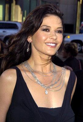 Catherine Zeta-Jones at the Beverly Hills premiere of DreamWorks' The Terminal