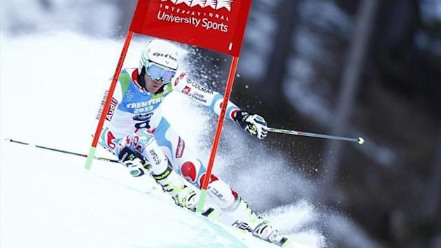 The men's slalam event at the Winter Universiade (From Official Website)