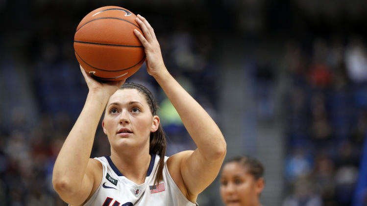 NCAA Womens Basketball: Villanova at Connecticut