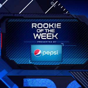 Week 2: Pepsi Rookie of the Week