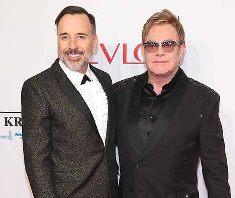 Elton John Marries David Furnish: Wedding Details!