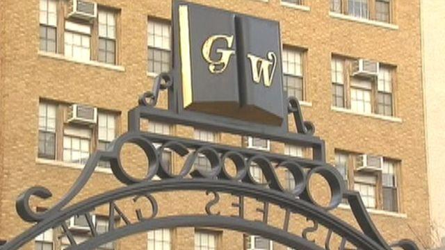 George Washington University loses college ranking status