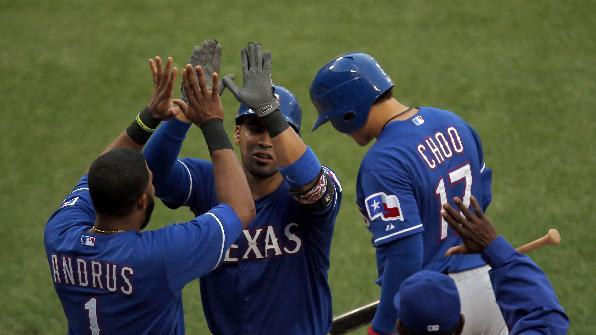 Chirinos leads Rangers 16-0 rout of White Sox