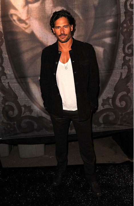 Joe Manganiello arrives at Spike TV's &quot;Scream 2011&quot; at Universal Studios on October 15, 2011 in Universal City, California. 