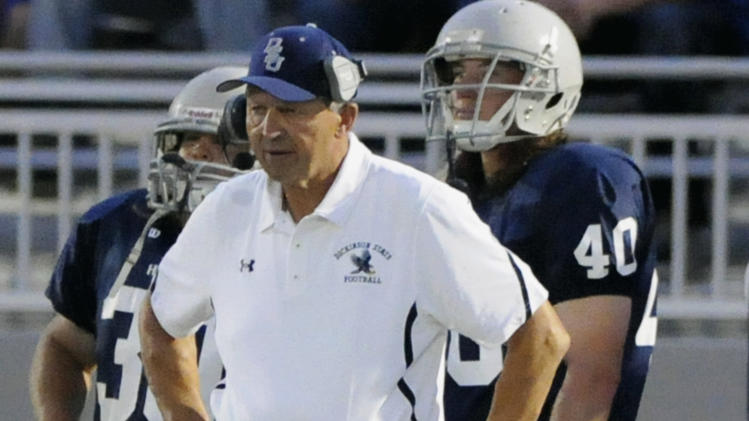 Longtime Dickinson State football coach retiring