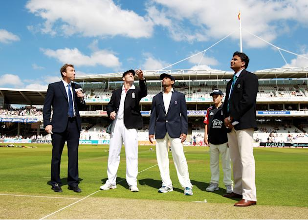 England v Sri Lanka: 2nd npower Test - Day One