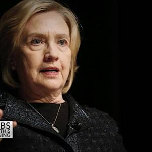 Eye Opener: Congress demands answers into Hillary Clinton's private email account