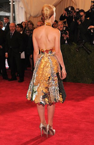 Carey Mulligan's Met Ball 2012 Prada Dress Sells On eBay For £1,860: UPDATE