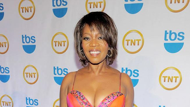 Alfre Woodard attends the TEN Upfront presentation at Hammerstein Ballroom on May 19, 2010 in New York City.