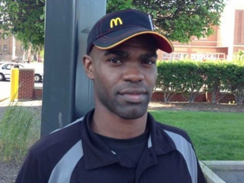 nick williams mcdonald's employee
