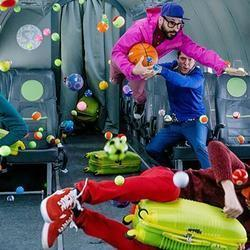 Watch OK Go Fly Weightless In Their New Music Video