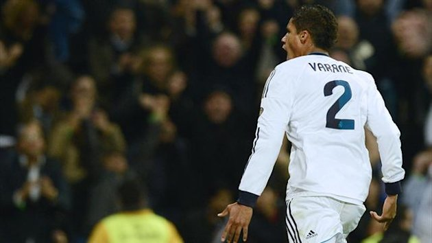 Varane real madrid barcelone